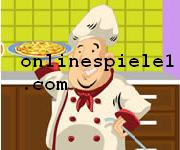 Cooking happy pizza Koch online spiele