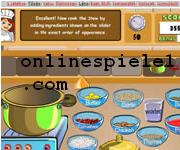 Cooking show chicken stew spiele online
