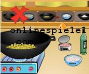 Cooking show tuna and spaghetti spiele online