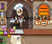 Creepy cooking spiele online